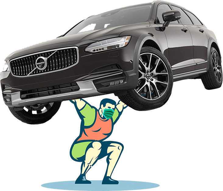 weightlifter-Popular-Mechanix-Volvo-repair-shop-Free-Pickup-and-Delivery-repair-service-WITH-MASK-lifting-BLACK-VOLVO-XC-retro-v2-final-NO-BG-700pixel